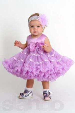 Фото платьем для маленьких принцесс