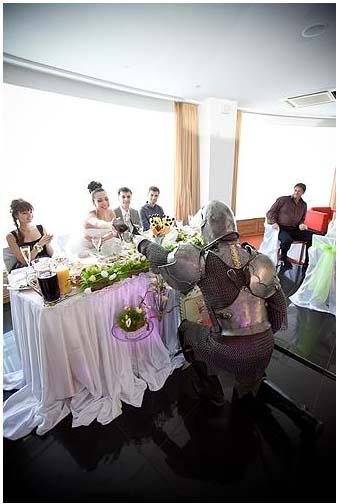 Фото необычных свадеб
