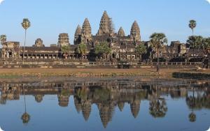 Камбоджа туризм и отдых