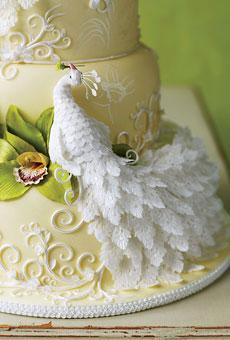 Платья с павлиньими перьями