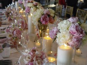 Цветочная церемония свадьба