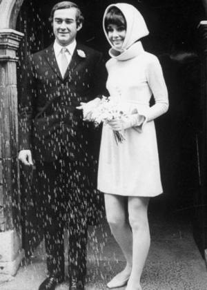 Платье для невесты в возрасте