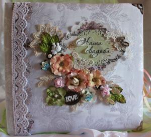 Создаем свадебный фотоальбом своими руками / Блоги / Свадьба в