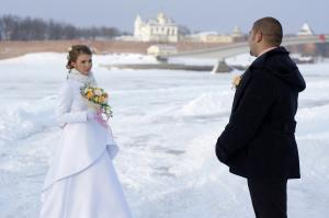 Зимние скидки на свадебные услуги