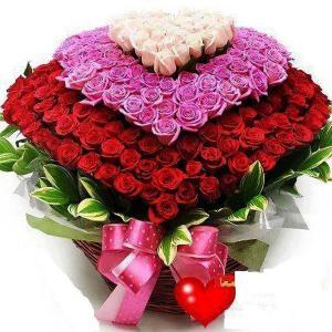 фото красивый букет цветов