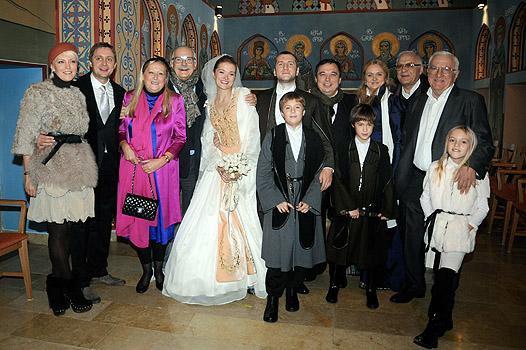 Резо и Надежда Михалкова свадьба