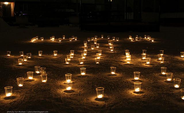 Картинки свечи признание люблю