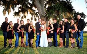 Джинсовая свадьба сценарий