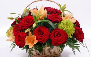 Цветы любимой