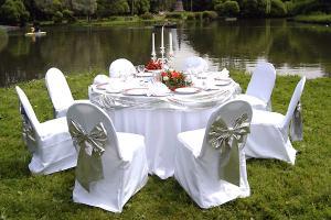 Какой цвет выбрать для русской свадьбы?