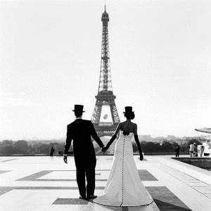 Свадебное путешествие в Париж