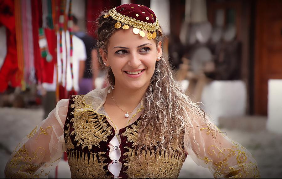 Свадебный наряд невесты из Марокко