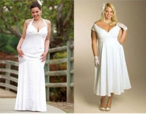 Пышнотелые невесты фото в нижнем белье