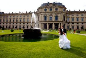Свадьба Германия
