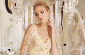Красивое кружевное белье для невест