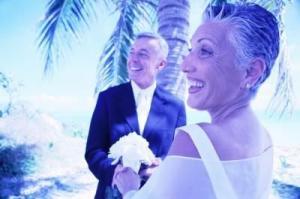 Свадьба в зрелом возрасте