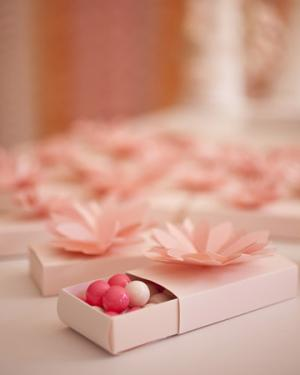 Поделки на свадьбу из бумаги